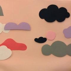 모리너피크닉 구름