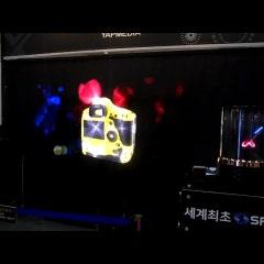 홀로그램3d 윙티비 영상제작