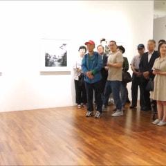에드워드 김 추모사진전 - 내 마음속 풍경 - 개막식 영상