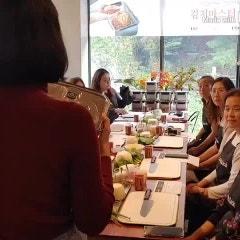 아이러브한식 락앤락 김치 클래스