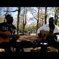 아프리카 여행 _ MAMBOTE의 즉흥국... 나를 위해 노래를 부르다. WELCOME TO AFRICA