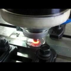 마찰교반용접(FSW) 동영상 - 티타늄