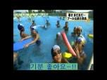 수영장 바닥에 열교환