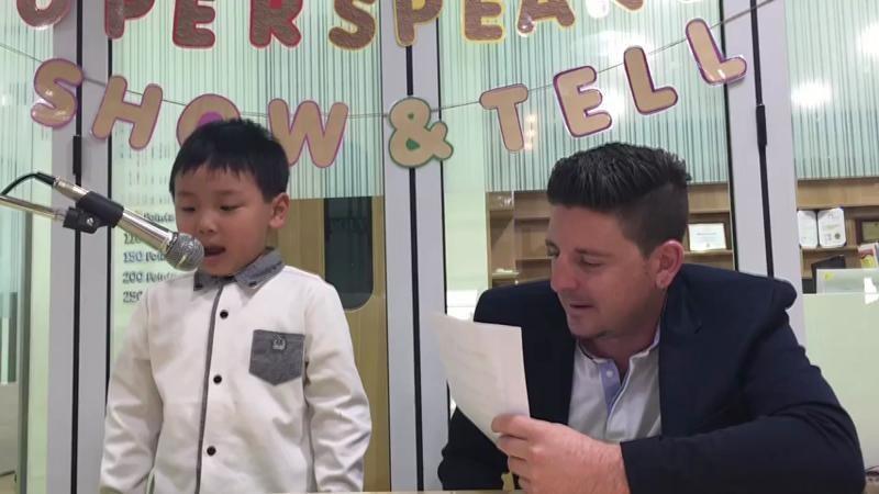 두기 유치원 SHOW & TELL