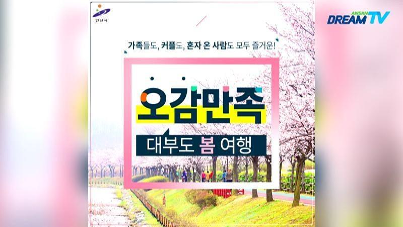 봄 여행주간 - 오감만족 대부도 봄 여행_22편