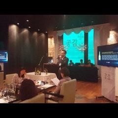 [와인강의/와인강좌]삼성 VVIP 비즈니스 와인 교육! 현장의 열기를 그대로... / 국제와인아카데미