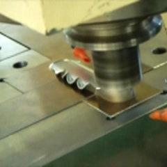 [동영상] 마찰교반용접(FSW) - 알루미늄 마스크 프레임