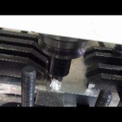 [동영상] 마찰교반용접 - 고전류 플래시블 부스바
